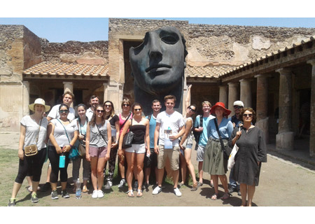 OUR LATEST STUDY ABROAD PROGRAM